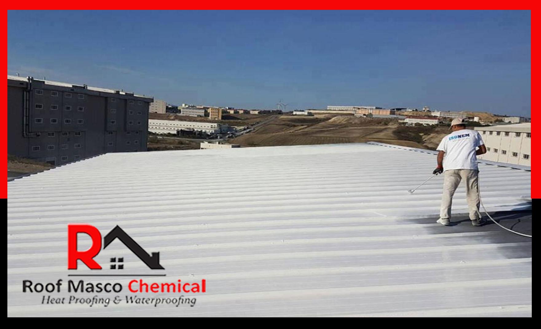 roof heat proofing services in karachi